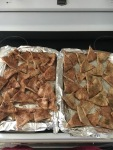 Super-Simple Pita Chips - Two Ways