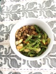 Vegan and Gluten-Free Simple SW Stir-Fry - End of Week Eats