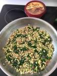 Vegan and Gluten-Free Sabra Hummus Stuffed Taco Mini Peppers